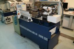 二手瑞士SCHAUBLIN 225 TM CNC数控车床进口手续知多少
