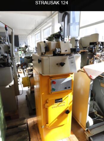 二手万能工具磨床Strausak DS-1进口大陆的报关流程步骤知多少